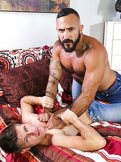Gay Daddy vs Gay Boy Pics