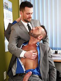 Gay Sex In Office